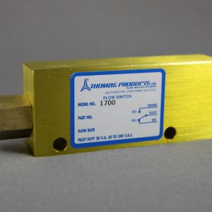 1700 SERIES LIQUID FLOW SWITCH